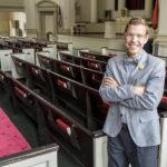 Brian Konkol, new dean of Hendricks Chapel, plans to strengthen SU's spiritual roots