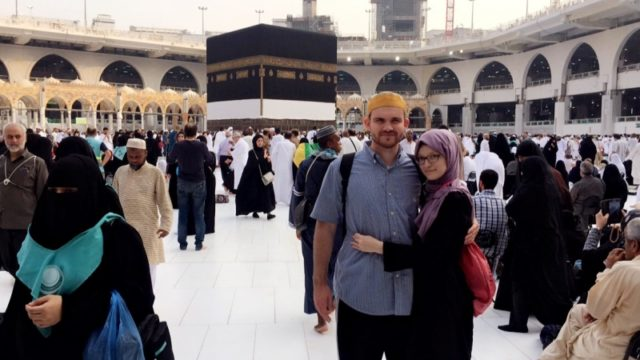 Muslim Syracuse residents reflect on returning to a country more divided after taking the hajj to Mecca