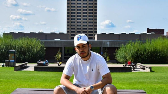 Freshman Raja 'Safi' Aziz honored at Hendricks Chapel memorial service
