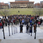 Vigil held at Syracuse University to honor victims of New Zealand terrorist attack